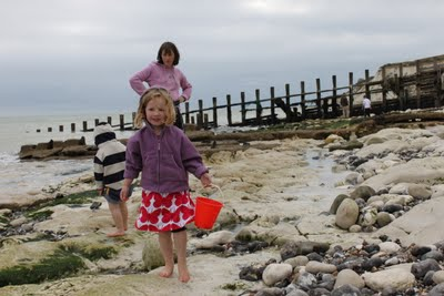 Eastbourne Rock Pools