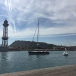Barcelona Marina Decking Views