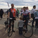 London to Brighton Finish