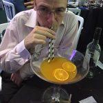 Large Plastic Martini Glasses