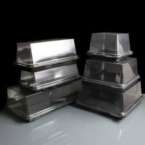 PET Cake Boxes